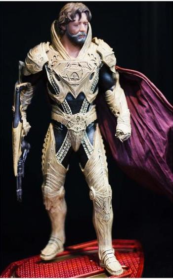 Bonecos de Superman: O Homem de Aço