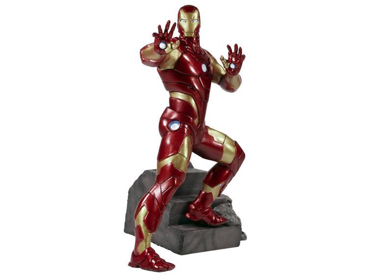 Homem de Ferro da Kotobukiya - Avengers Reborn - Iron Man Fine Art Cold Cast Statue