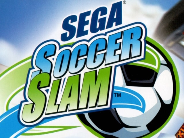 Sega Soccer Slam - Blog Farofeiros
