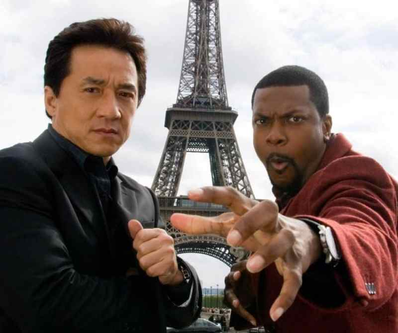 A Hora do Rush 3 - Jackie Chan - Chris Tucker - Blog Farofeiros
