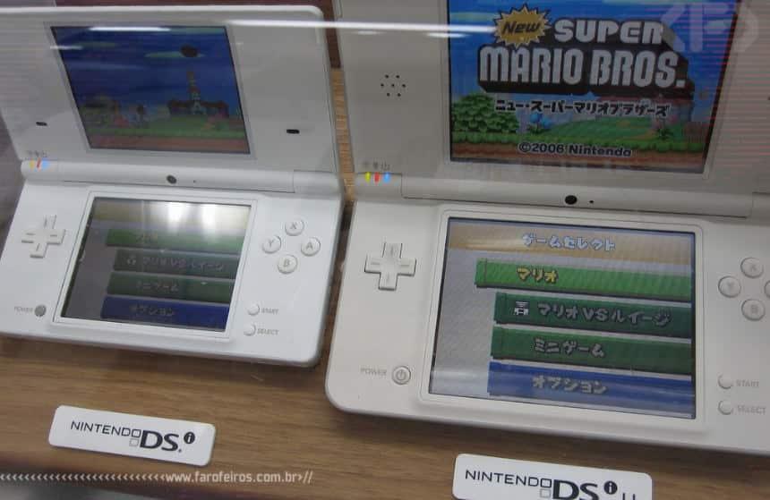Nintendo DSi LL - Blog Farofeiros