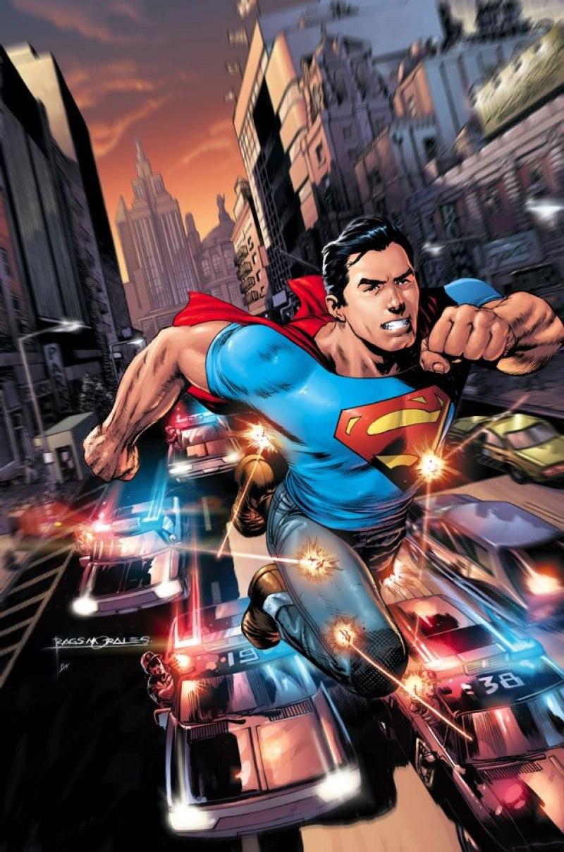 O novo Superman dos Novos 52
