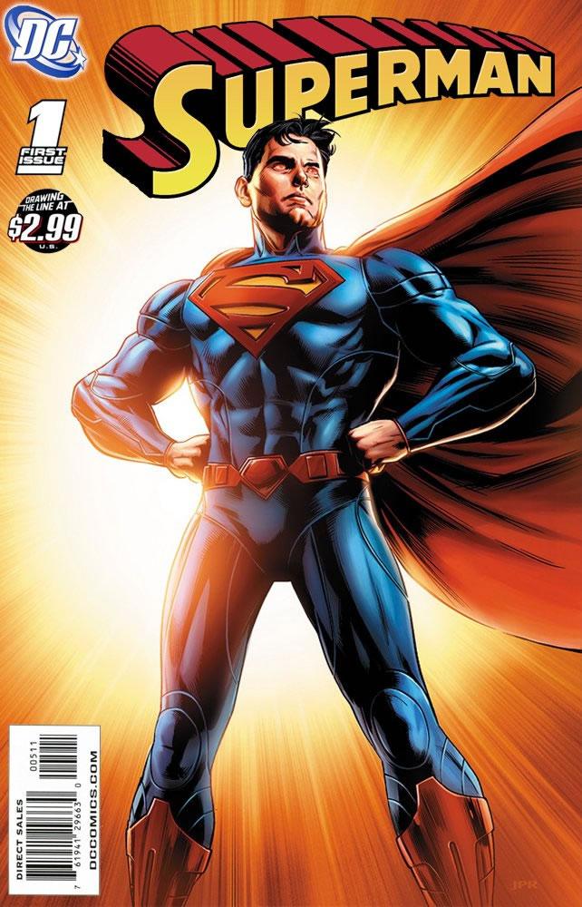 Superman #1 - Novos 52 - Brian Michael Bendis escreverá o Superman