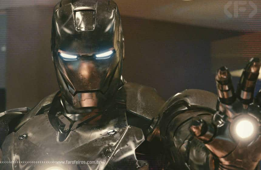 Homem de Ferro - Iron Man Mark II Hot Toys - Blog Farofeiros