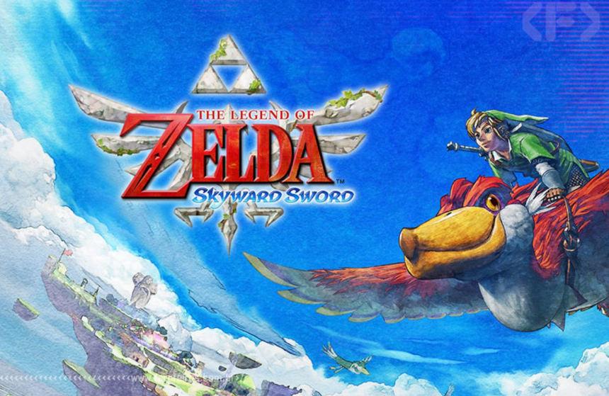 The Legend of Zelda - Skyward Sword - Blog Farofeiros