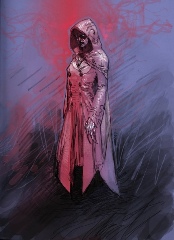 Conheça a nova personagem misteriosa da DC Comics - Pandora