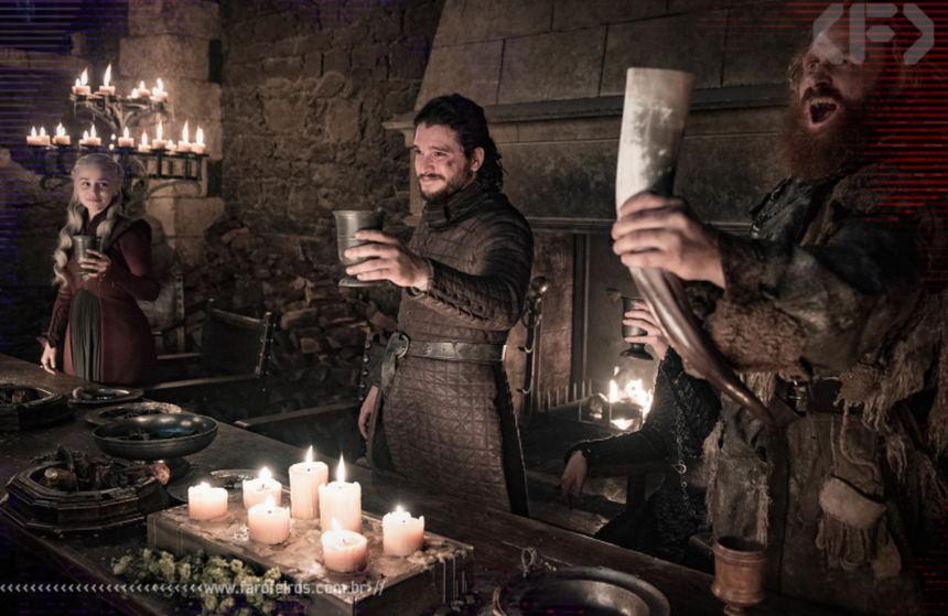 Game of Thrones - Um Banquete de Gelo e Fogo - Blog Farofeiros