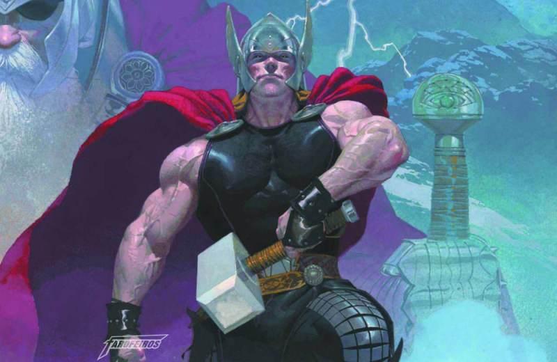 Quem é o mais forte da Marvel Comics - Thor