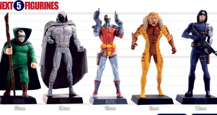 Coleção de Miniaturas Marvel da Eaglemoss - Blog Farofeiros