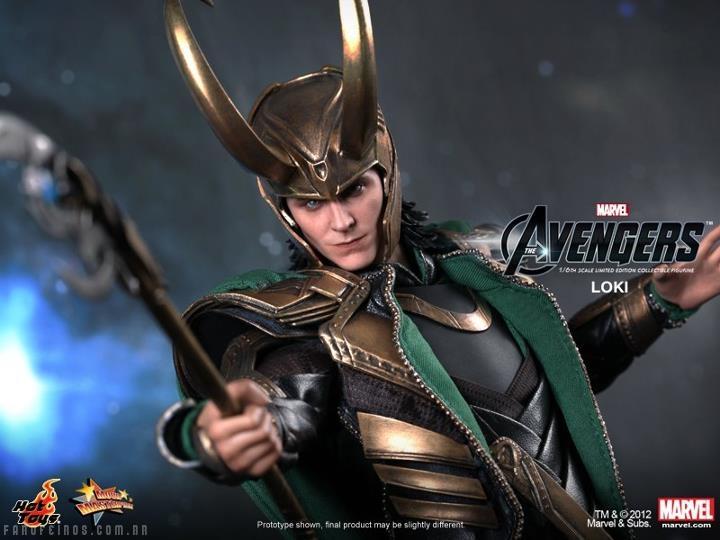Loki da Hot Toys
