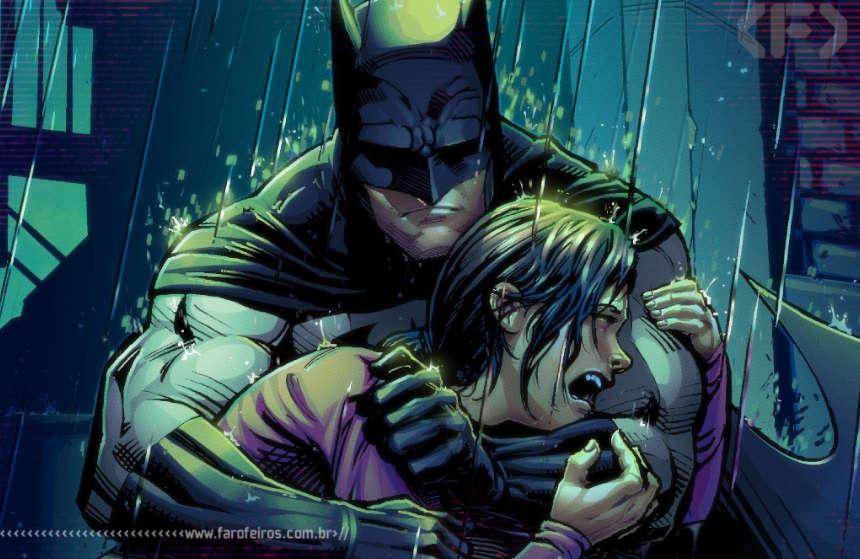 Batman - Triste - Blog Farofeiros