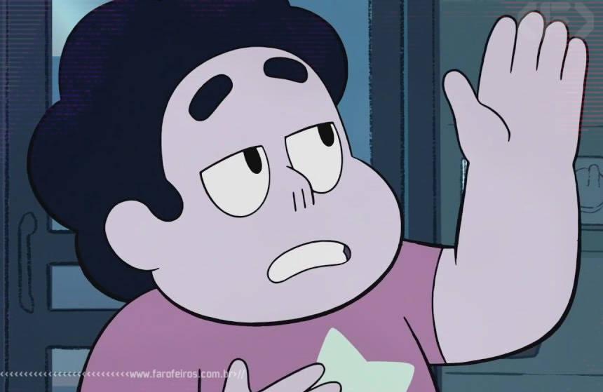Hoje acordei achando que era feriado - Steven Universo - Blog Farofeiros - 1
