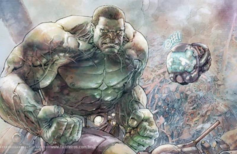 Hulk - Marvel NOW - Marvel Comics - Blog Farofeiros