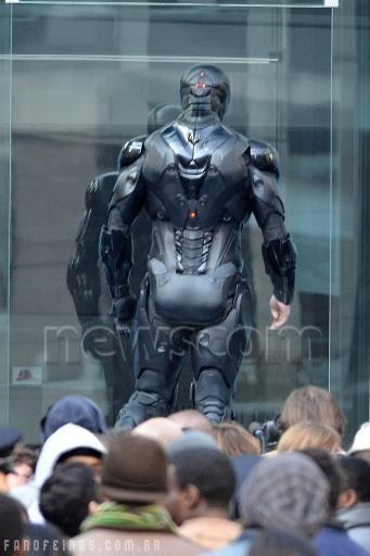 Primeiras imagens do novo Robocop - Blog Farofeiros