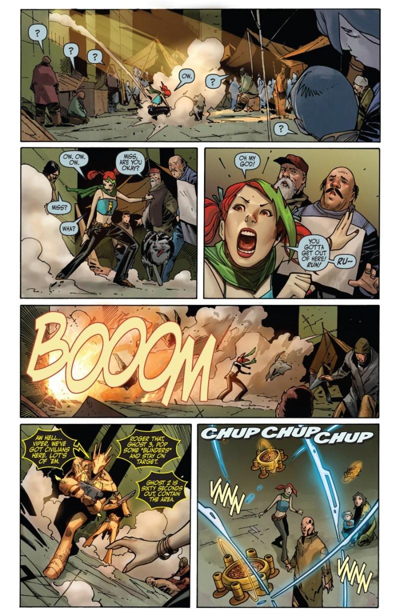Cyber Force #1 de graça - Marc Silvestri - Image Comics - Blog Farofeiros
