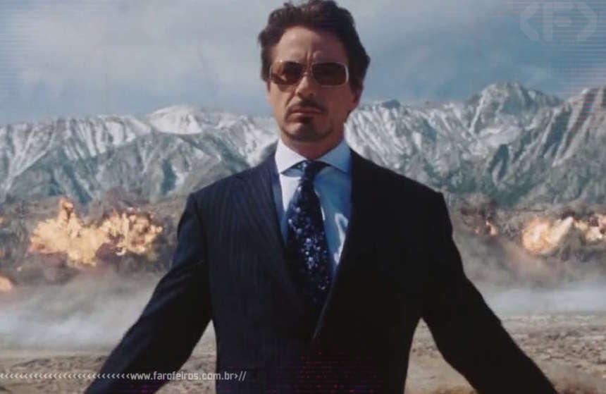 Tony Stark - Blog Farofeiros