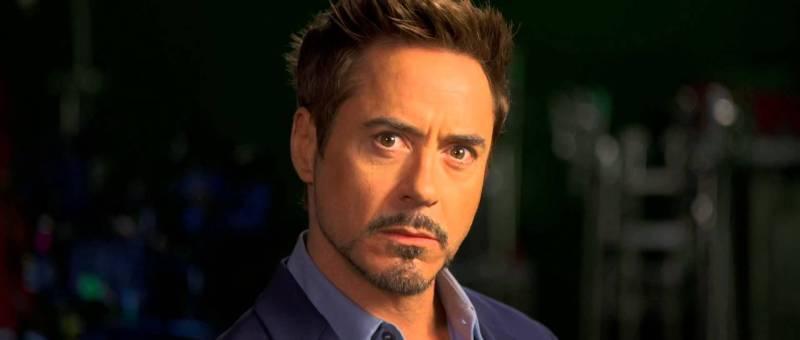 Homem de Ferro 3 - Tony Stark