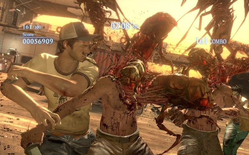 Resident Evil e Left 4 Dead se encontram (mais ou menos)
