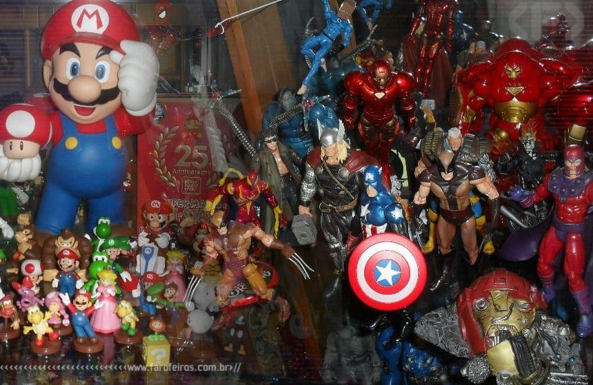 Meus bonecos - 2013 - Blog Farofeiros