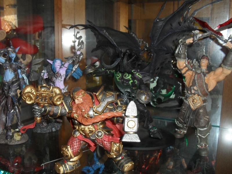 World of Warcraft - Meus bonecos - 2013 - Blog Farofeiros