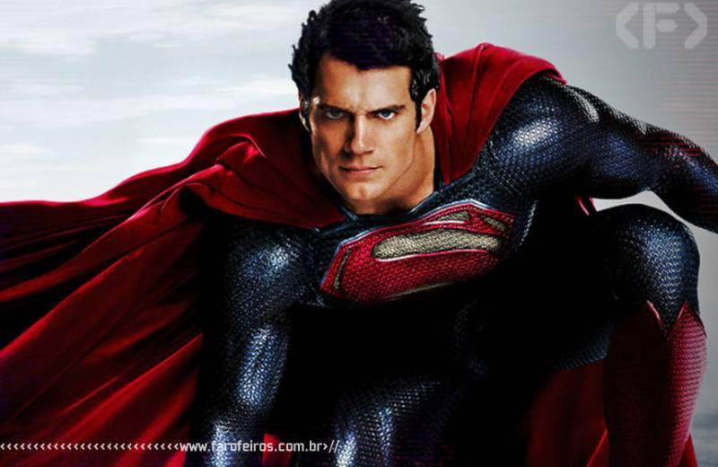 Superman - O Homem de Aço - Blog Farofeiros