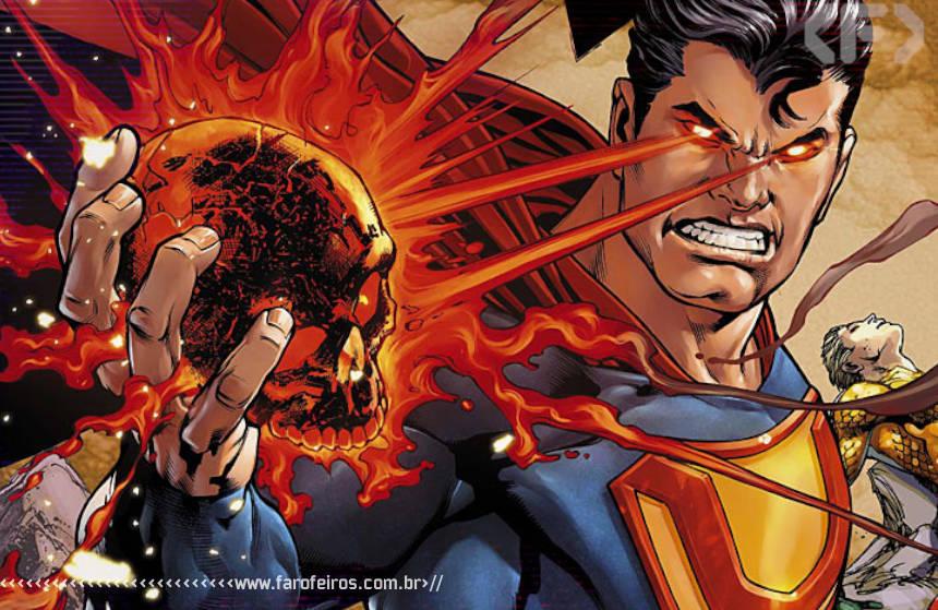 Preview de Forever Evil #1 - Ultraman - DC Comics - Blog Farofeiros