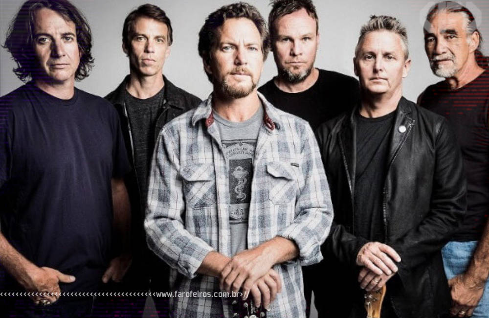Pearl Jam - Not For You - Blog Farofeiros