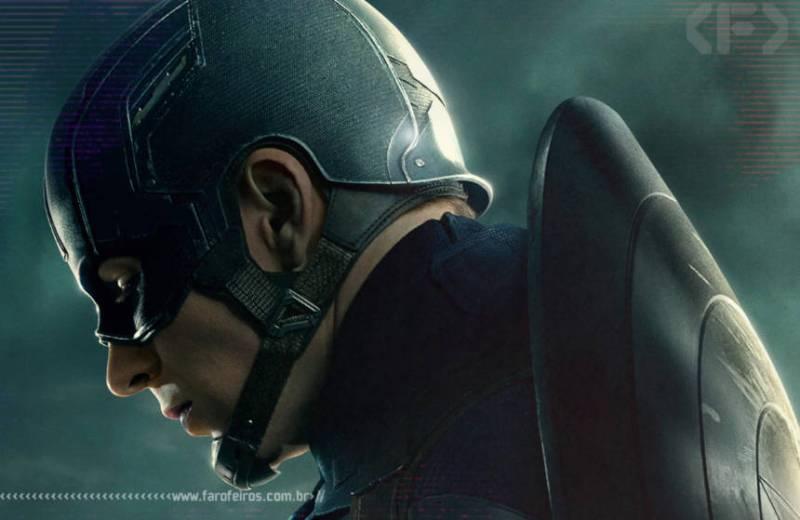 Capitão América - O Soldado Invernal - Marvel Studios - Blog Farofeiros