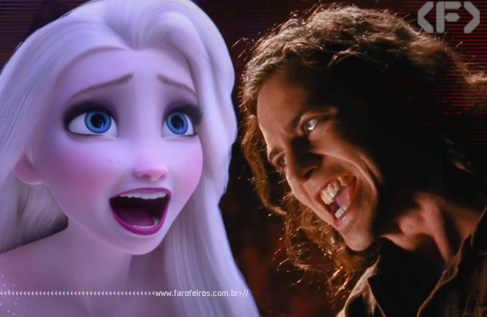 Pearl Jam canta Let It Go - Frozen - Blog Farofeiros