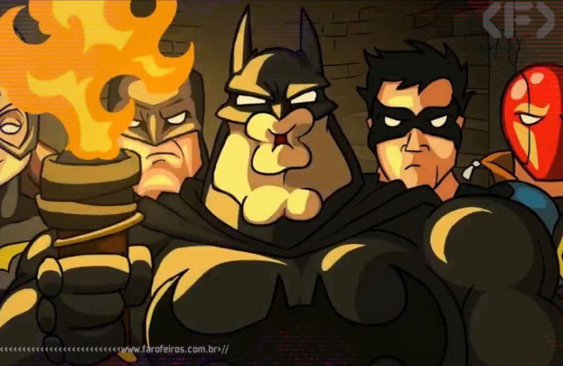Batman - Batmetal - Blog Farofeiros