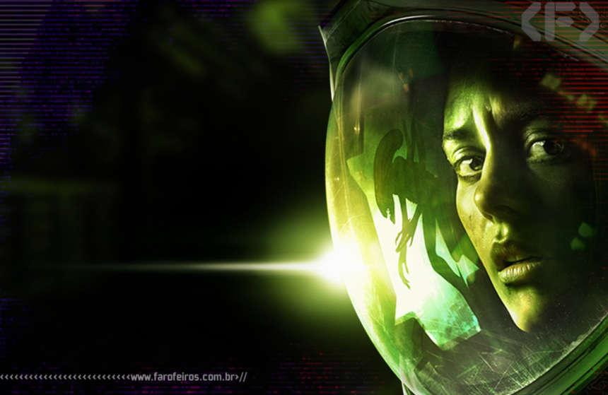 Alien - Isolation - Games concorrerão a prêmio de Hollywood - Blog Farofeiros