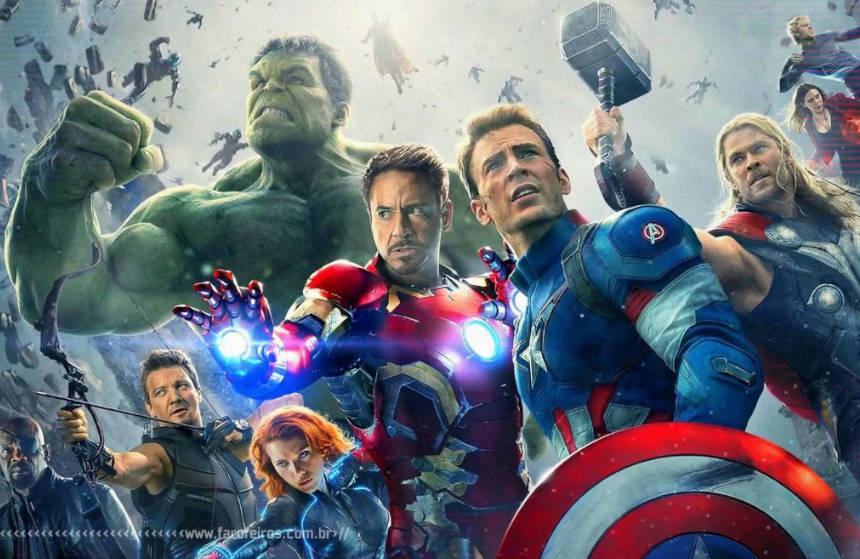 Vingadores - Era de Ultron - Marvel Studios - Blog Farofeiros - 1