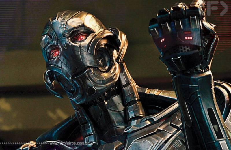 Vingadores - Era de Ultron - Marvel Studios - Blog Farofeiros - 4