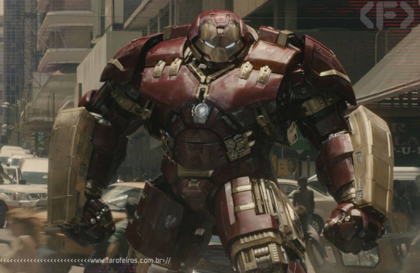 Vingadores - Era de Ultron - Marvel Studios - Hulkbuster - Blog Farofeiros - 7