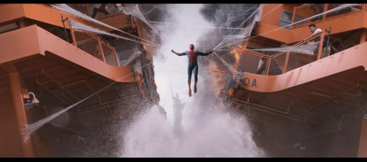 Homem Aranha: De Volta ao Lar - O que você não viu no trailer