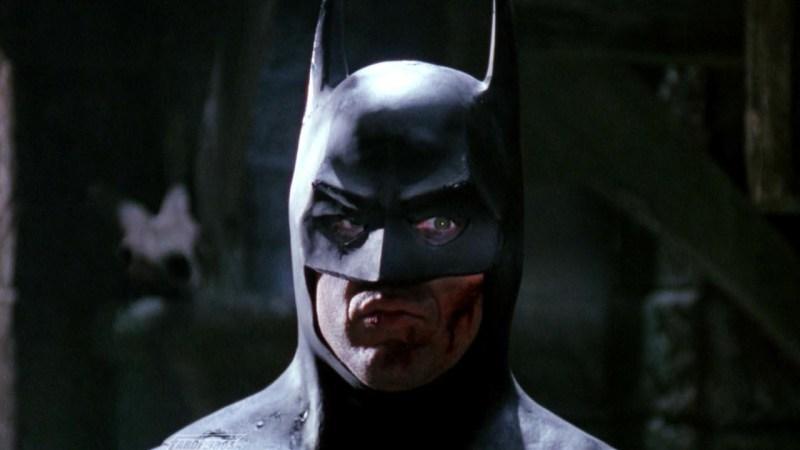 Batman - Michael Keaton - Tim Burton