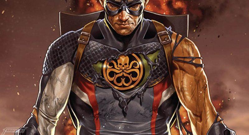 Capitão América da Hidra - Retrospectiva Quadrinhos 2017