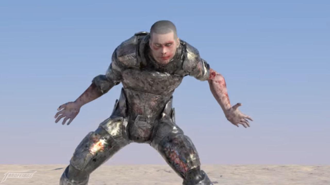 Mass Effect Zumbi