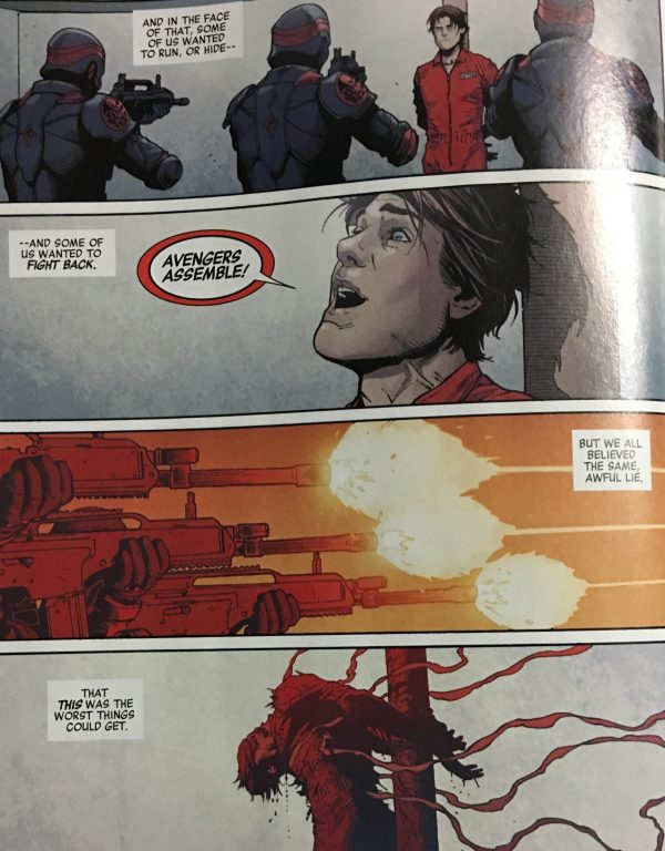 Império Secreto 1 - O destino de Rick Jones - Blog Farofeiros