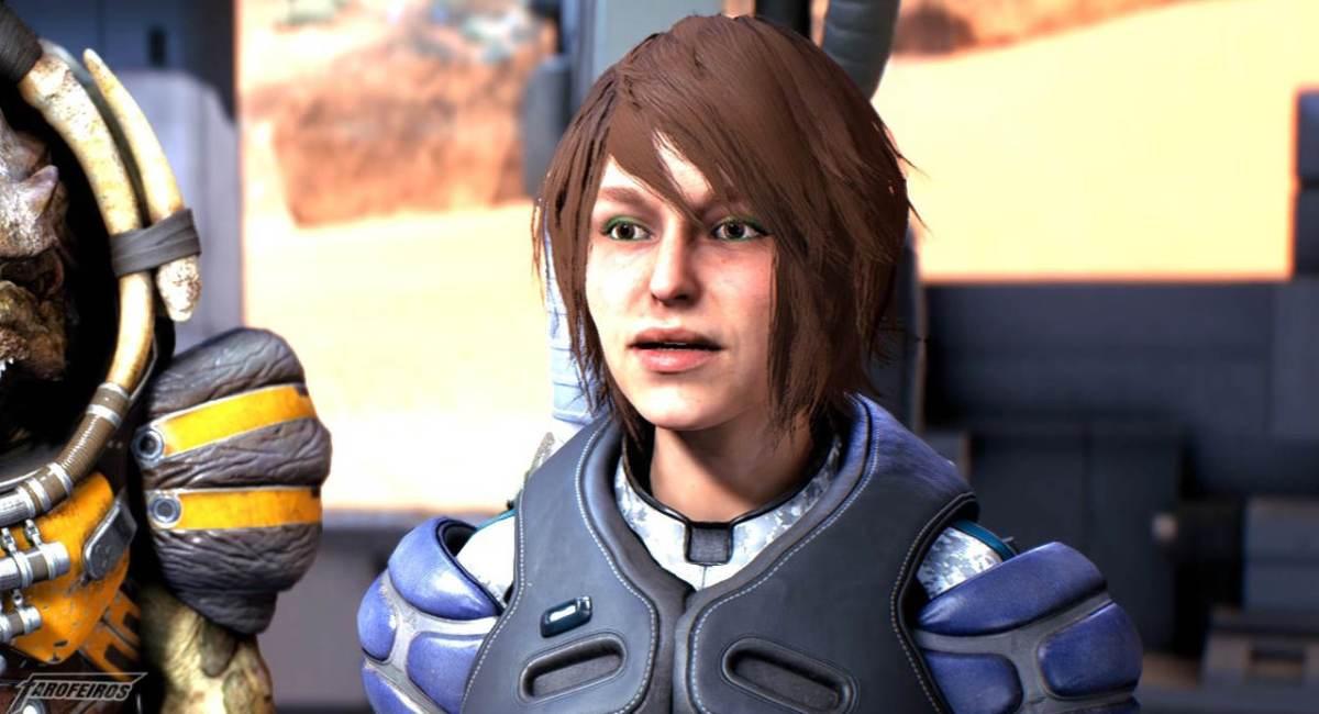 Mass Effect Andromeda será congelado