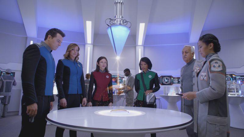 The Orville: o Star Trek de Seth MacFarlane