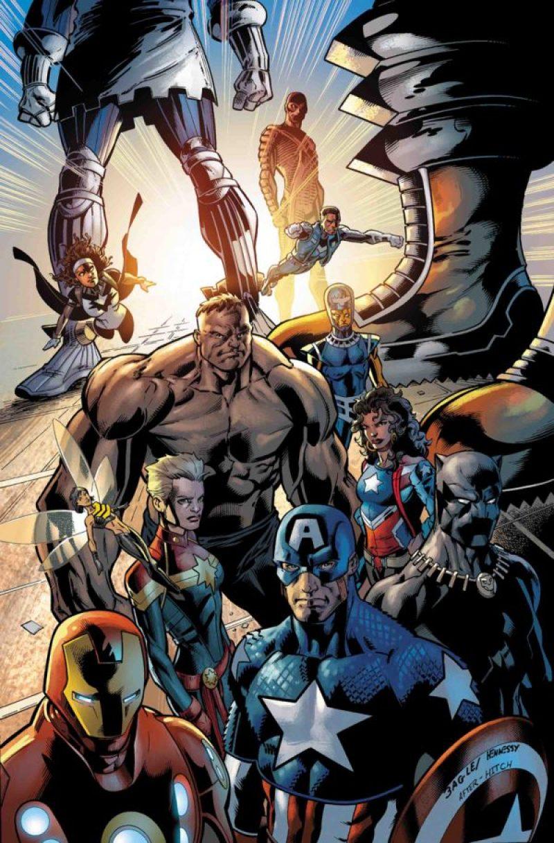 Universo Ultimate está voltando - The Ultimates #100