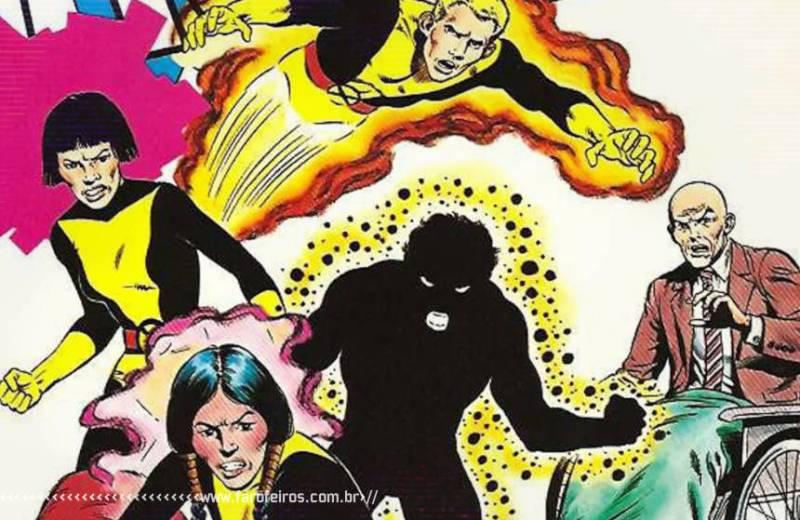 Novos Mutantes - Professor Xavier - Blog Farofeiros