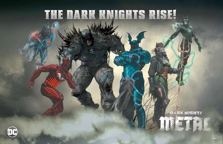 Cavaleiros das Trevas - O que significa a volta de Sandman ao Multiverso DC
