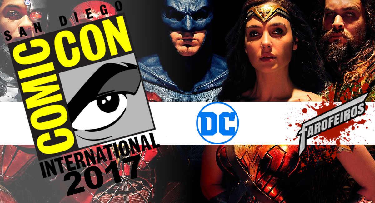 O melhor da DC na SDCC 2017