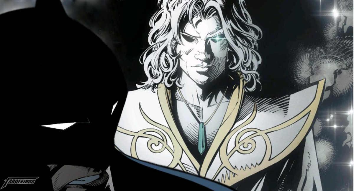 A volta de Sandman na DC Comics