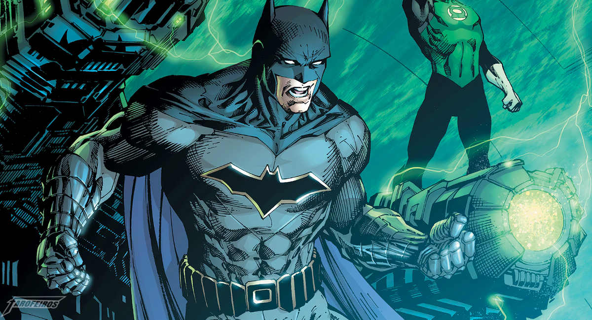 Batman em Noites de Trevas - Qual o mistério do metal Nth