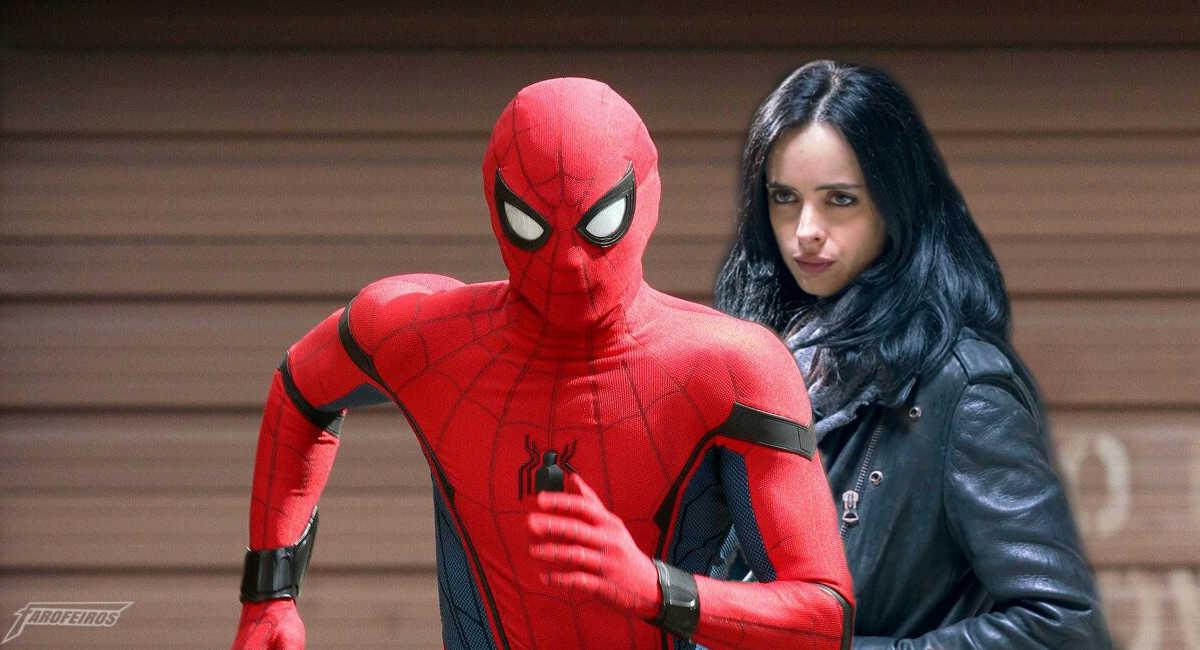 Jessica Jones tinha uma queda por Peter Parker