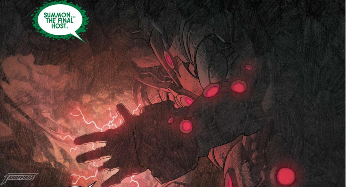 Legado Marvel - O Retorno do Quarteto Fantástico - Celestial enterrado