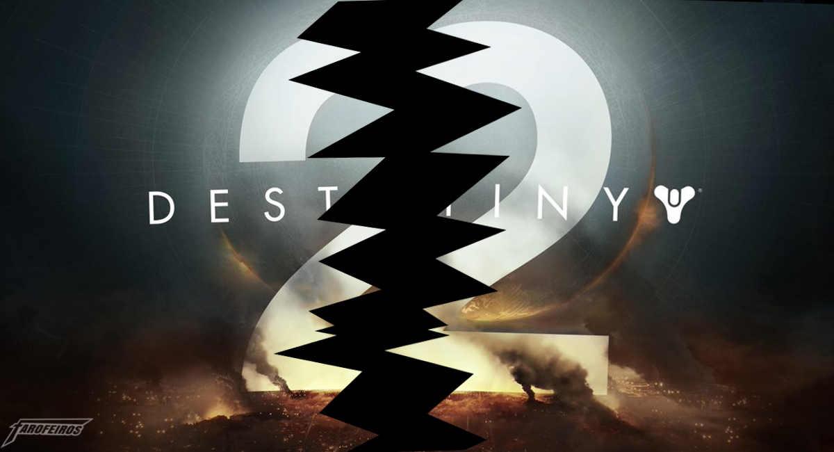 Banimentos em massa em Destiny 2 para PC